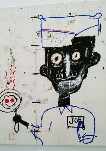 Mornin' Joe. Art Museum JeanMichelBasquiat Joe Thebroad Losangeles