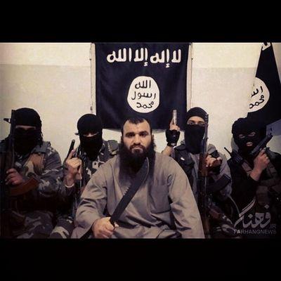 Fuck da,esh and terorist : 