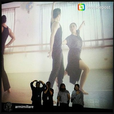 @armimillare dancing in indak's official music video. 😍😍😍😍😍 Indak Updharmadown UDD
