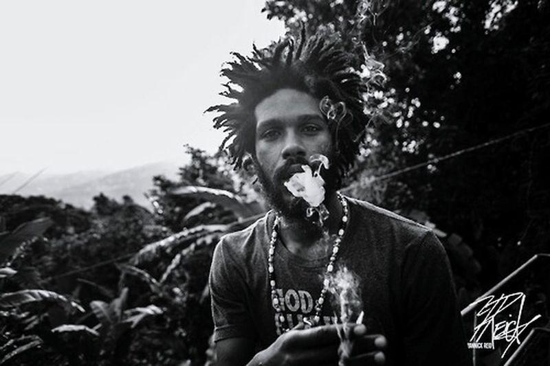 """KoroFyah is a Pan-Africanist and... aspiring farmer."" FULL INTERVIEW: http://t.co/R44TmGsvvV | PHOTO CRED: Yannick Reid Jamaica Check This Out Getting Inspired Rastafari Reggae EyeEm Best Shots - Black + White Black And White Photography Interview Blogging The Portraitist - 2015 EyeEm Awards EyeEm Jamaica"