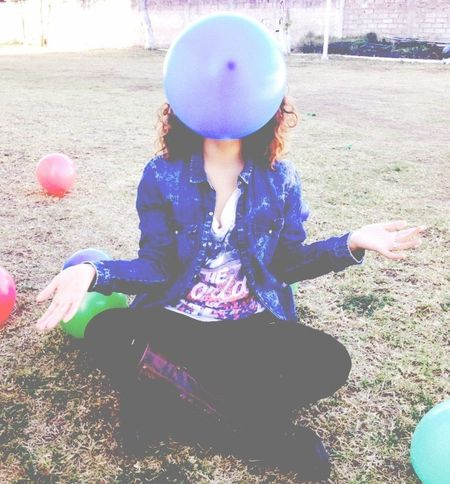 I have air in my brain, well if the air counts like your name. Balloons Enjoying Life Model Hipster
