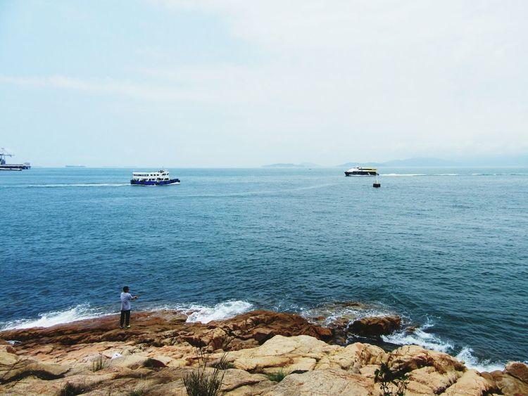 Beach Lammaisland Lamma Island Outdoors Hongkongphotography Hongkonglife HongKong No Edit/no Filter NoEditNoFilter Hongkongcollection