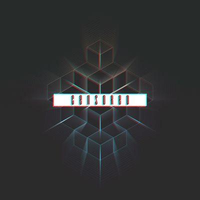 Digitalart  Digital Digital Art Albumartwork AlbumArt Albumcover Album Cover Creative Logo Glow Neon Darkness And Light Dark Colorful Cubes Abstract