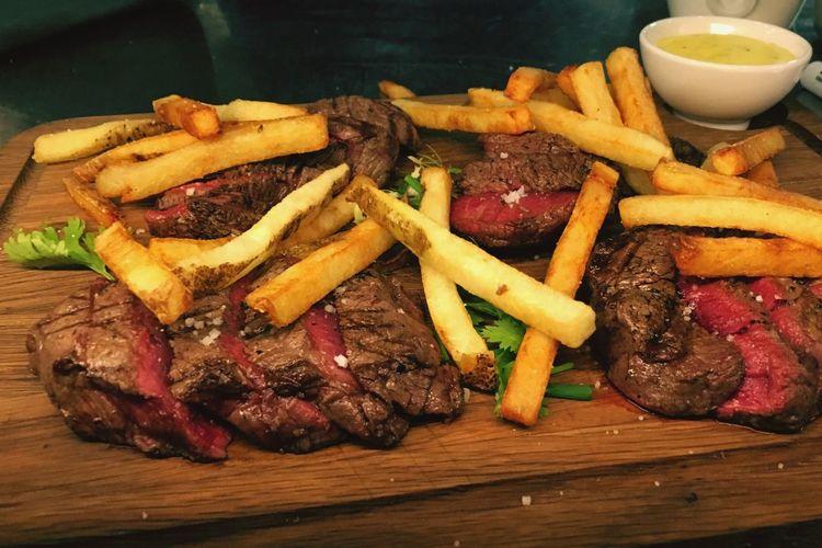 Beef Meat Steak