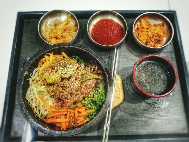 Food Porn Awards 비빔밥 Bibimbab Koreanfood Foodphotography Foodporn 😍😍😍