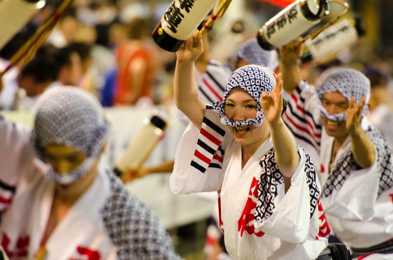 阿波踊り Awadance