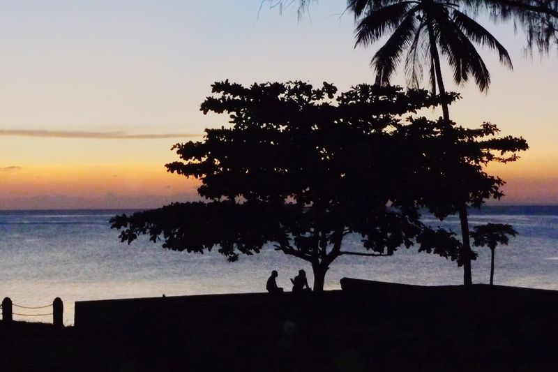 Creative Light And Shadow Tanzania Zanzibar🏊🏄🎣 Zanzibar_Tanzania Zanzibar Night Nightphotography Night Photography Night View Landscape