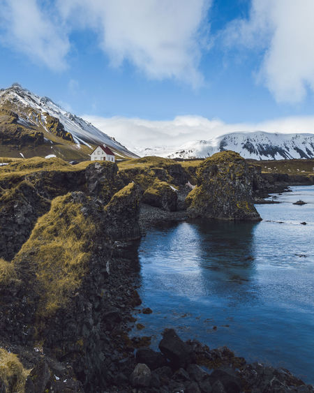 Beautiful moments in Iceland Iceland Iceland Memories Beauty In Nature Cloud - Sky Cold Temperature Day Iceberg Iceland Trip Iceland_collection Lake Landscape Mountain Mountain Range Nature No People Outdoors Rock - Object Scenics Sky Snow Snowcapped Mountain Tranquil Scene Tranquility Water Winter