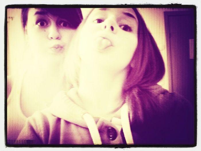 ich mit Julia)) <3