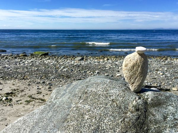 IPhoneography Tadaa Community Tadaa Friends Tadaa Beach Beachphotography Beach Photography Beach Life Stone Nature Nature_collection Nature Photography Naturephotography Stone Art Stones Seaside Sea View Olympic Peninsula Salish Sea Port Townsend Washington