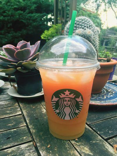 Starbucks Jus De Fruit Coktail Coktail-Time