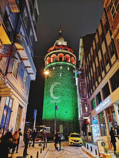 Galata Kulesi -