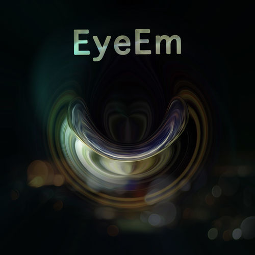 EyeEm Logo. Christmas Edition ;) Abstract Abstract Art Black Background Christmas Circle Close-up Dark Detail Eyeem Logo Geometric Shape Glowing Illuminated Logo No People Selective Focus Spiral