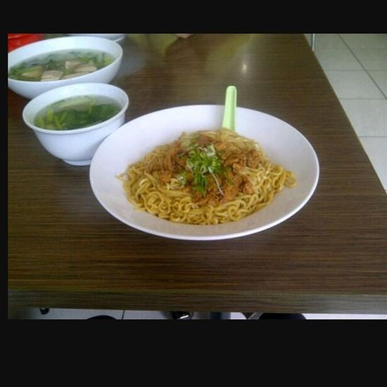 Bakmi Aloi Wenak Yummy followme follow like like likeit love loveit good :D