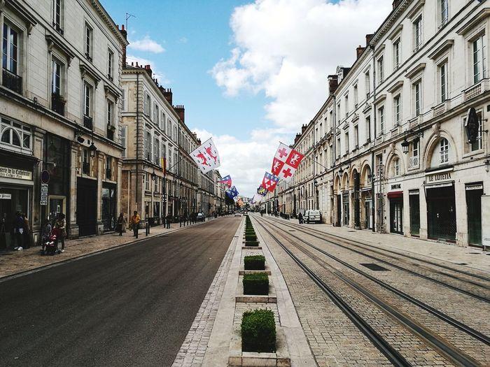 Architecture Cloud - Sky Travel Destinations City Tourism Orléans France Friends Weekend Good Times Goodday