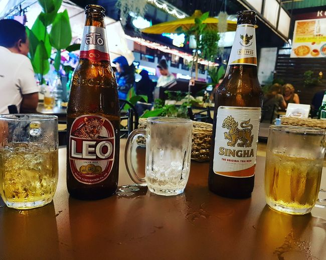 Famous ####Thailand###drink### Drink Alcohol Drinking Glass Retail  Cola Business Finance And Industry Bottle Variation Herb Food And Drink