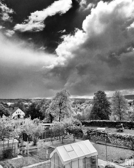 DRAMA - BABY ! artist:DAX PHOTOGRAPHOHOLIC | born to capture | ArtistDAX Smartshots Countryside PHOTOGRAPHOHOLIC Landscape Countrysidelife Blackandwhite Monochrome Dramatic Sky Clouds And Sky EyeEm Gallery Showcase: May Nrw Germany Northrhein Westfalia Nature