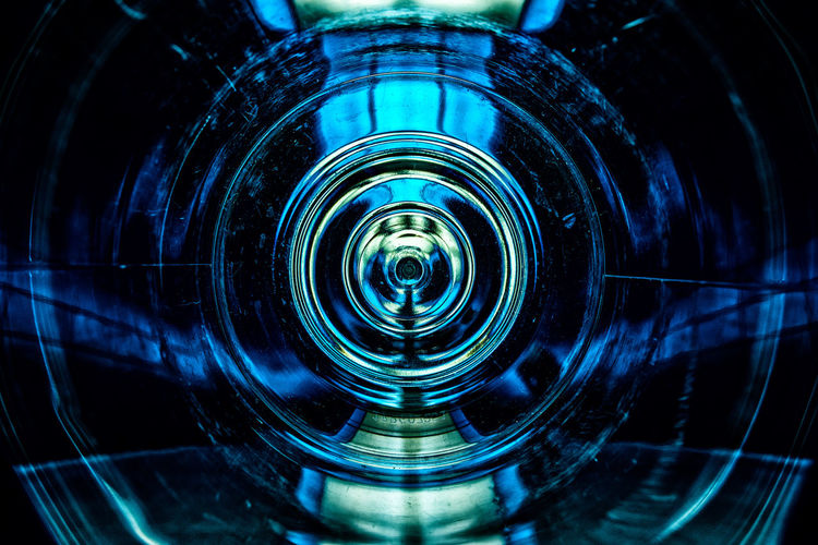 subway station Fineart_photo Fineart Subwaystation Hafenuniversität Nikonphotography Geometric Shape Shape Circle Close-up No People Indoors  Blue Technology Backgrounds Concentric Abstract Full Frame Pattern Household Equipment Night Appliance Design Industry Fuel And Power Generation Metal Glass Steel