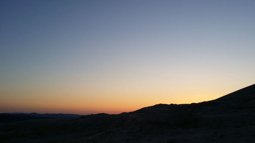 From Dusk Till Dawn @ Kelso Dunes, Mojave National Preserve