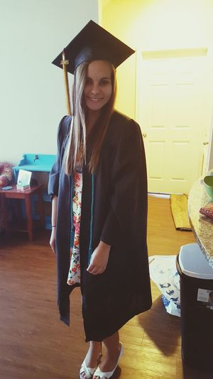 Can't believe I'm a graduate now! Texas State University Graduated :) San Marcos Tx