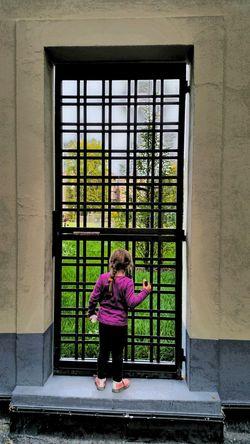 HDR Hdrphotography Neugierig Door