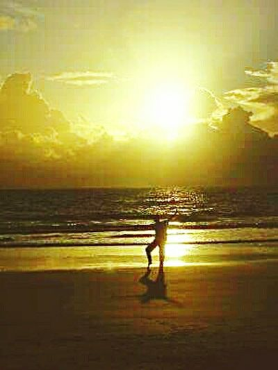 Sport In The City Tai Chi Sunrise in Mayaro, Trinidad and Tobago