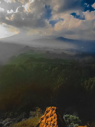 Waiting thor Cloud - Sky Landscape WoodLand Mountain EyeEm Best Shots - Nature EyeEmNewHere Fog