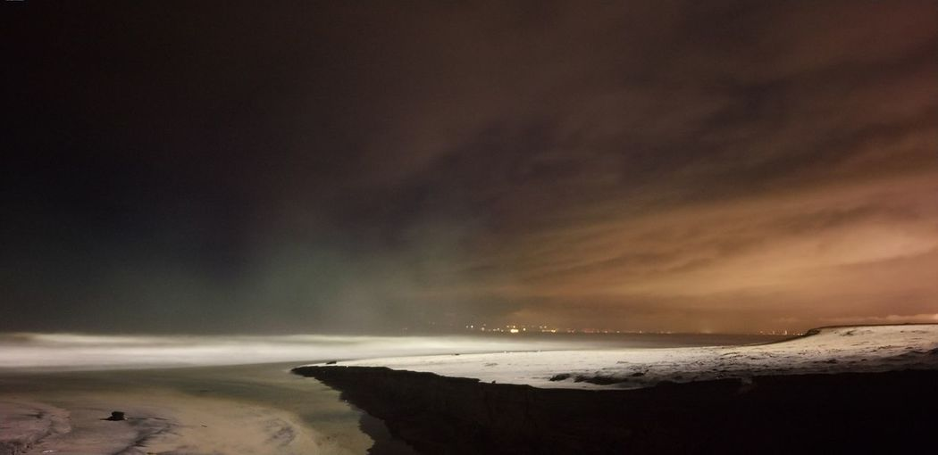 everyone needs this sometimes Alone Solo Beach Astronomy Water Sea Astrology Sign Wave Space Beach Power In Nature Awe Sky Thunderstorm Storm Cloud Storm Star - Space Starry