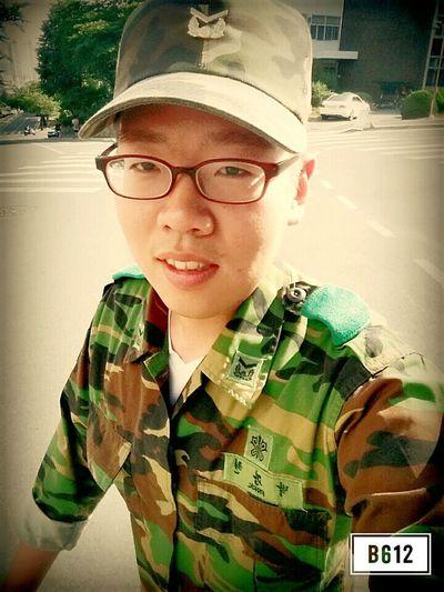 즐거운 예비군의 날...ㅜㅜㅜㅜㅜㅜㅜHappy People That's Me Hi! Work Military Reserve Forces Reservist Sergeant Squad Leader