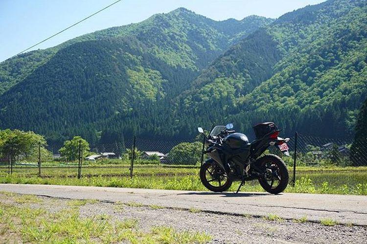 せせらぎ街道ツーリング Cbr Moto Touring