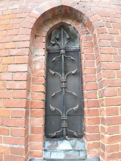 Arch Architecture Brick Wall Building Exterior Built Structure Day No People Outdoors Place Of Worship Wall - Building Feature Window