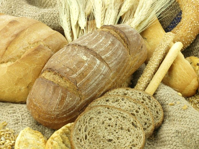 Baked Bakery Basket Bread Brown Choice Close-up Food Food And Drink French Food Freshness Group Of Objects Healthy Eating Indoors  Large Group Of Objects Loaf Of Bread Nature No People Snack Still Life Variation Wicker