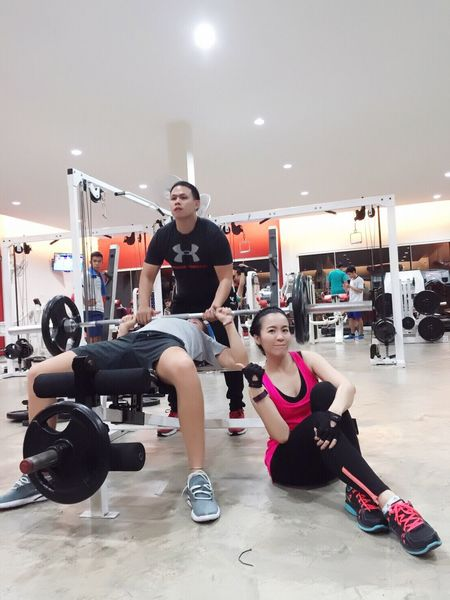 Relaxing Enjoying Life Healthy Lifestyle Excercise Time
