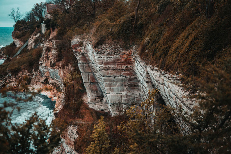 Stevns klint, unesco world heritage site
