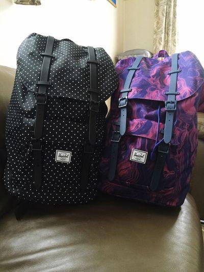 YouWillNeverWalkAlone Herschelsupplyco Bigbagpack