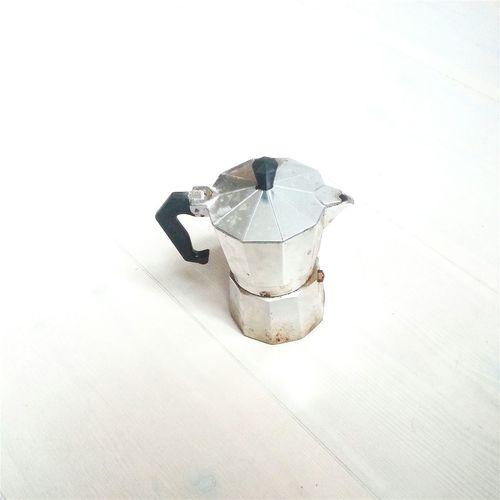 Espressokanne Caffetiera Moka Espresso Mokakanne Minimalism Coffee Kaffee Coffee At Home