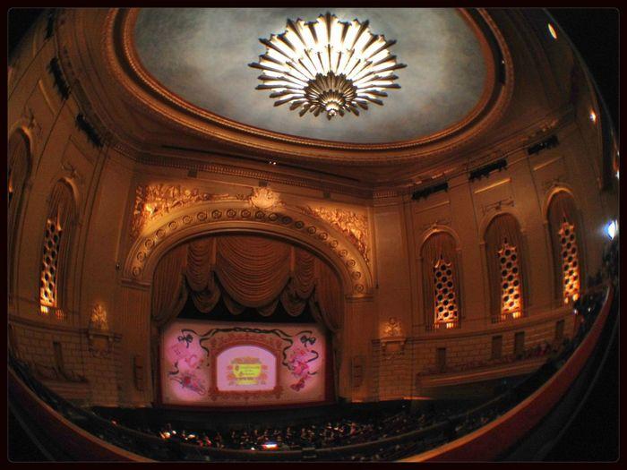 San Francisco War Memorial Opera House Architecture