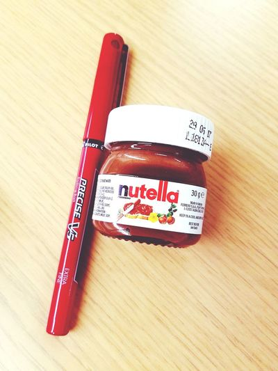 Cute Nutella Nutella ♥ Breakfast Sugarhigh Cute♡ Jar Nutellafornewborns Nutella Mini Nutellalove NutellaLover Nutellabread