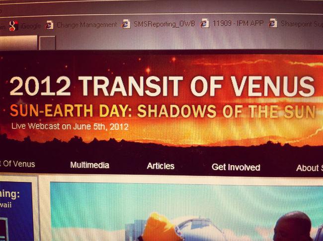 Venus Transit Science