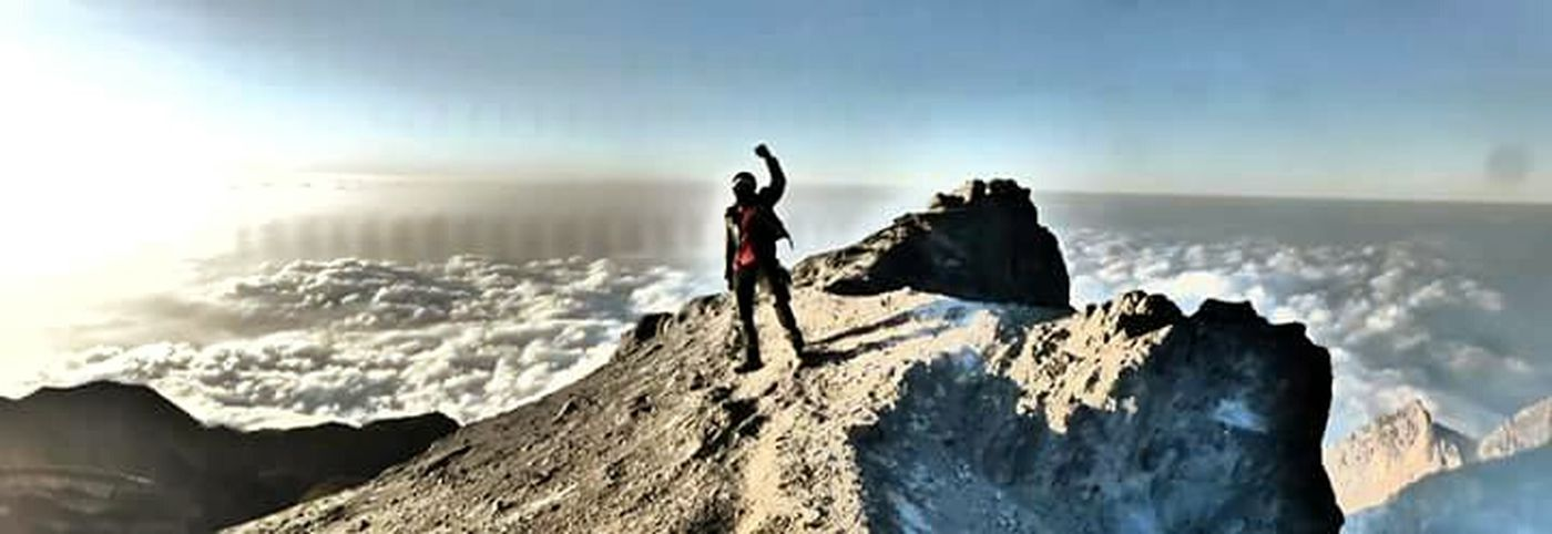 Self Portrait Around The WorldEyeEm Indonesia Yogyakarta, Indonesia Indonesia_photography Landscape Hello World Merapi Volcano THE SUMMIT 2968sml That's Me Love Anarchy Peace Freedom Mobile Photography
