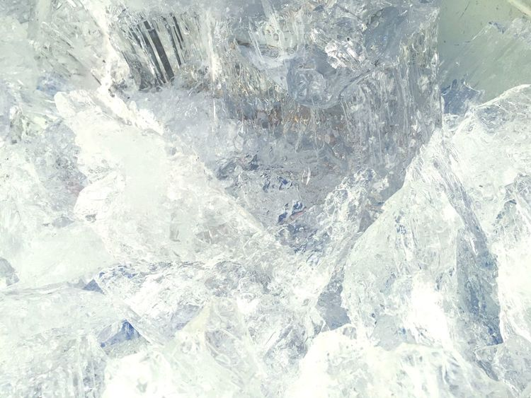 Ice Cristal Beatiful Nature