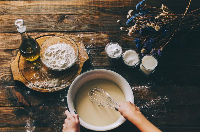 Cooking Hands