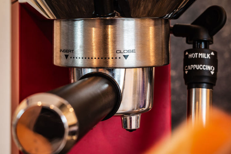 Close-up Food And Drink Focus On Foreground Label Technology Cafe Still Life Equipment Product Photography Product Coffee Coffeetime EyeEmNewHere