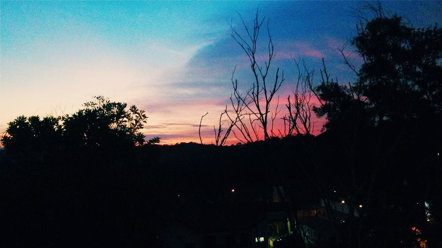 Nature Tranquil Scene Dramatic Sky