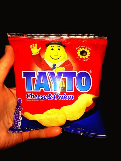 Crisps Memories Revived By Tastes Ireland Crunchy Foil Wrapped