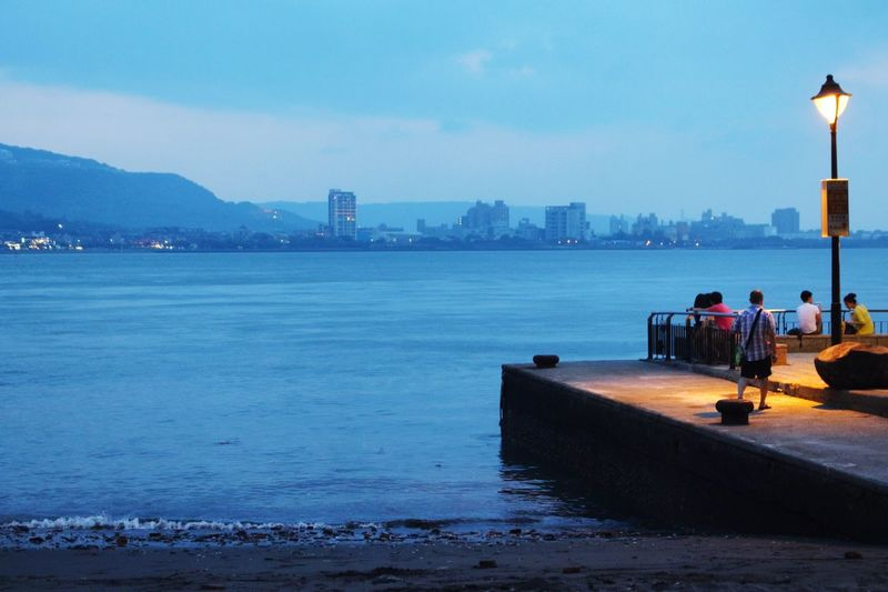 台北的淡水街边 First Eyeem Photo