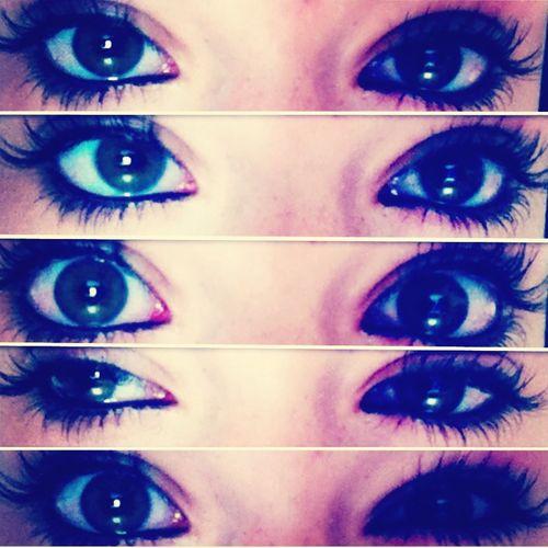 My eyes?