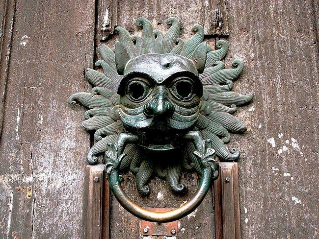 Door Knocker Metal Door ArtWork Durham Durham Cathedral Close-up Doorknocker Architectural Detail Metalhead Metal Art Sun Iron