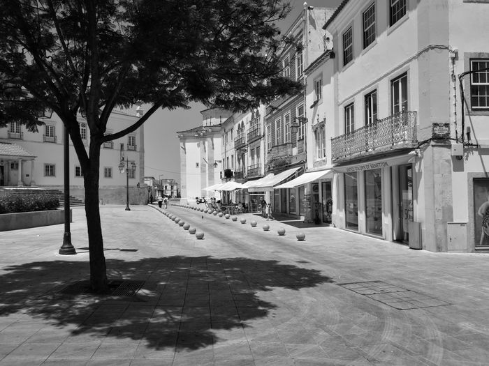 Vintage Shopping Relaxing No Pokemon Here No People Light And Shadow Sunny Day Cobblestone Streets Architecture Old Town Small Town HuaweiP9