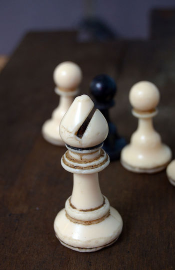 chess Chess Chess Piece Close-up King No People Old Pawn - Chess Piece Queen Strategy Game Used